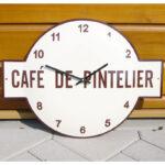 cafe-de-pintelier-emaille-klok-uurwerk-enamel-willems