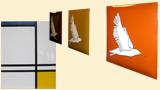 Kunstprojekte aus Emaille